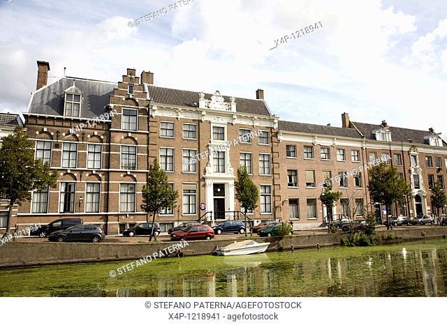 Nieuwe Gracht, Haarlem, Netherlands