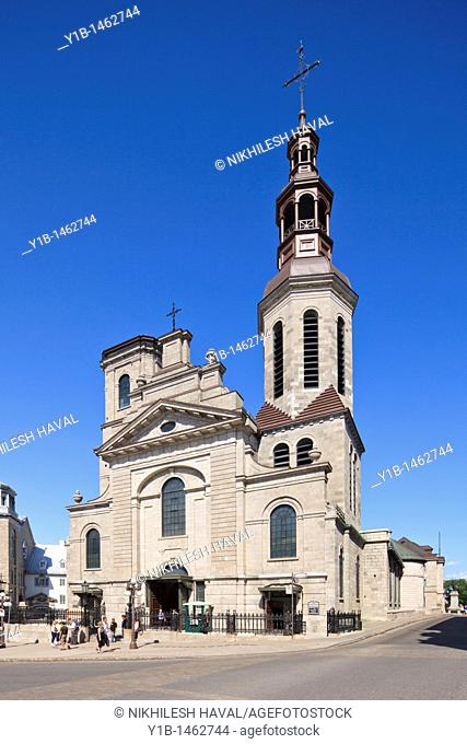 Notre Dame Cathedral Basilica, Quebec City, QC