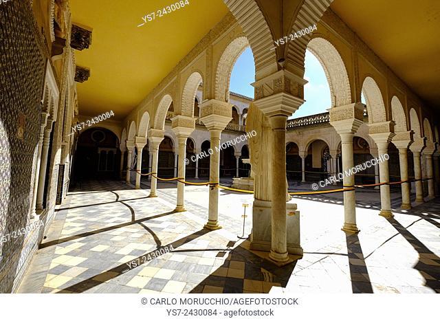 Casa de Pilatos, Sevilla, Andalusia, Spain