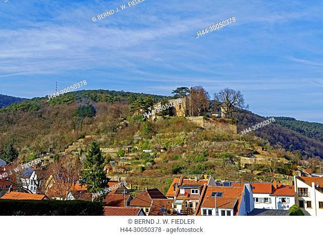 Haardter castle, Neustadt in Weinstrasse Germany