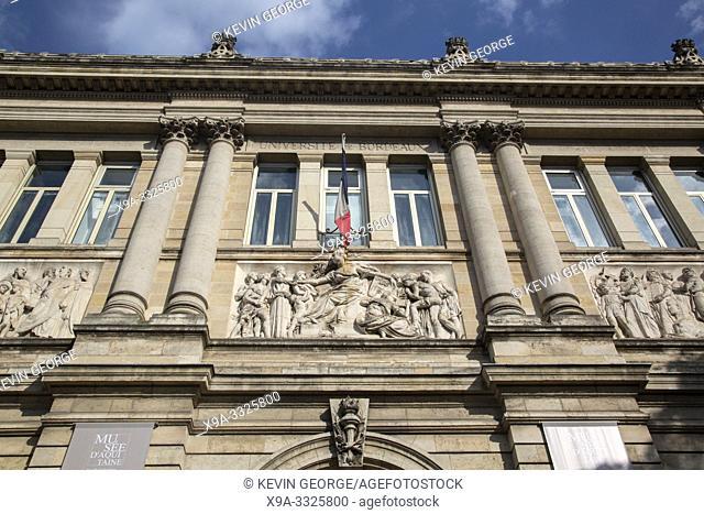 Aquitaine Museum; Bordeaux, France