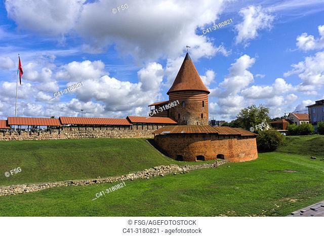 Kaunas Castle. Kaunas. Lithuania