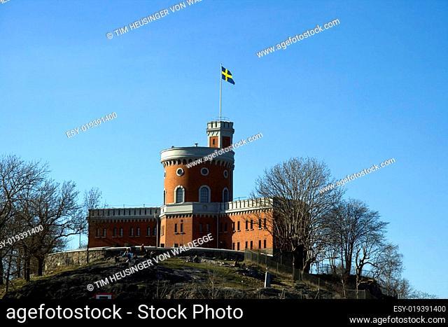 Kastellholmen, Stockholm, Sweden