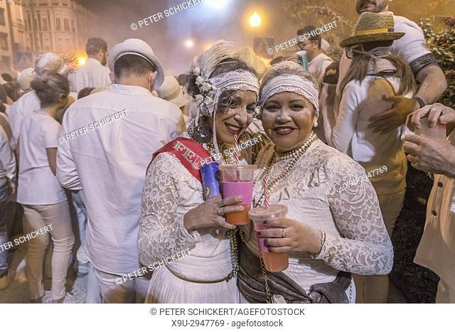Los Indianos carnival, Las Palmas de Gran Canaria, Canary Islands, Spain