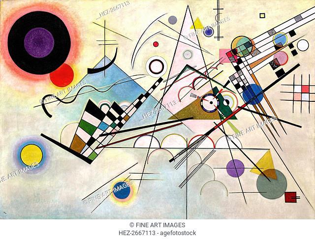 Composition 8, 1923