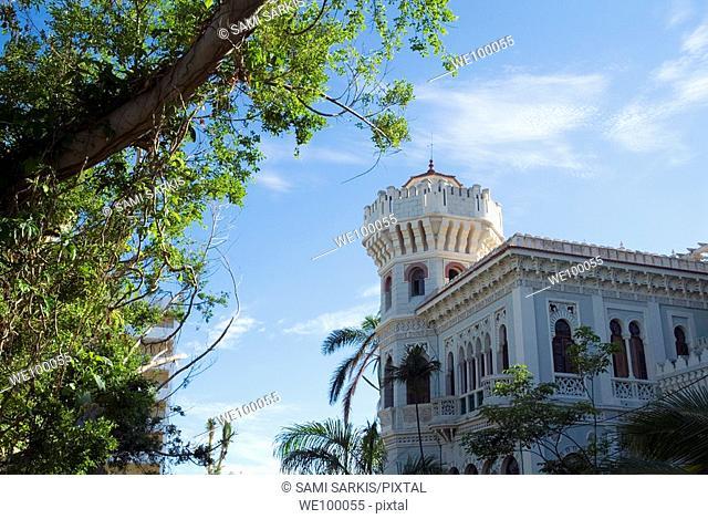 The Palacio de Valle on Punta Gorda, Cienfuegos, Cuba