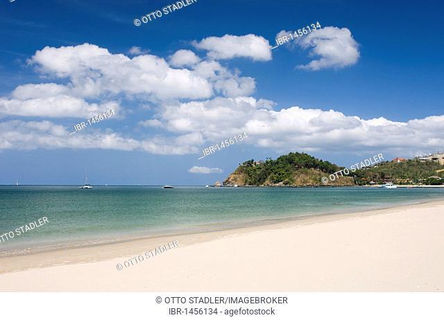 Sandy beach, Kantiang Beach, Ko Lanta or Koh Lanta island, Krabi, Thailand, Asia