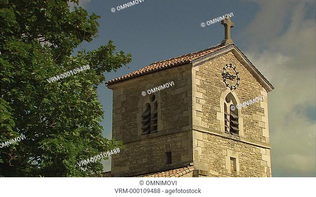 CU TD Domremy Church / Domremy-la-Pucelle, Lorraine, France