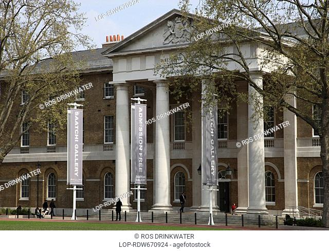 The Saatchi Gallery at the Duke of York's HQ in Sloane Square opened in October 2008. The gallery offers free admission to all shows as part of the Saatchi...