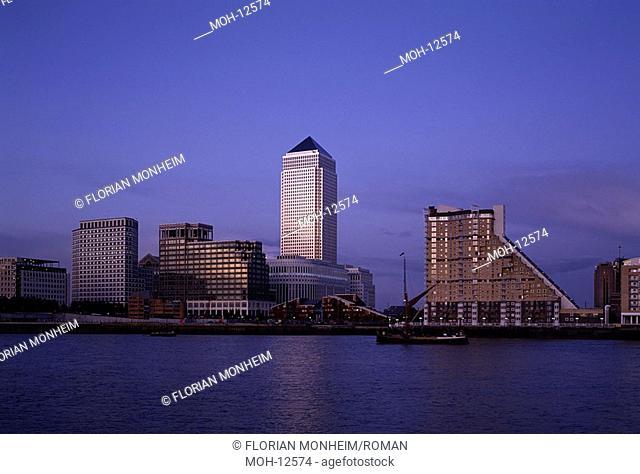 London, Isle of Dogs