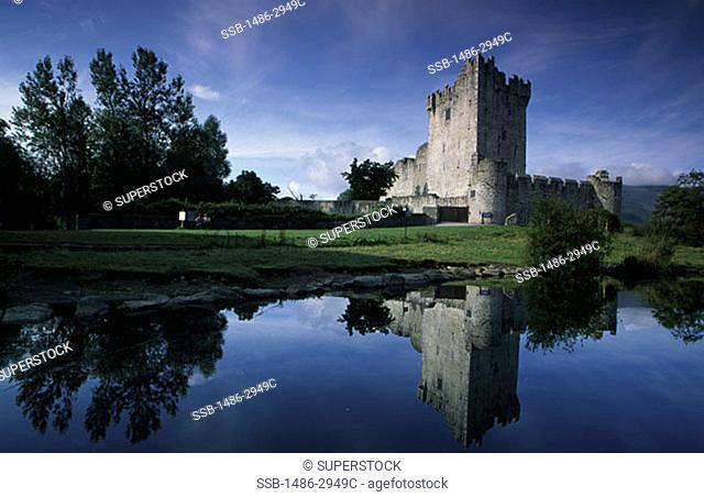 Ross Castle Killarney National Park Ireland