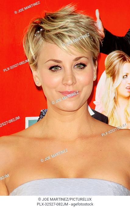 Kaley Cuoco-Sweeting at the Premiere of Screen Gems' The Wedding Ringer held at the TCL Chinese Theater in Hollywood, CA, January 16, 2015