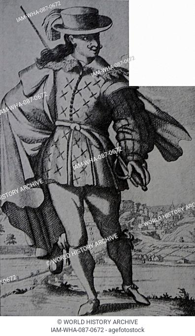 18th century illustration depicting Don Juan (Spanish), Don Giovanni (Italian) is a legendary, fictional libertine. The first written version of the Don Juan...