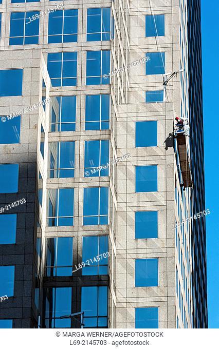 World Financial Center , Lower Manhattan, New York, USA
