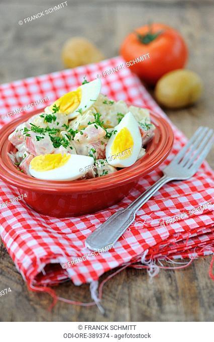Piedmont potato salad