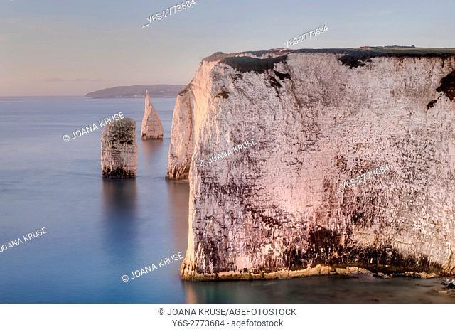 Old Harry Rocks, Purbeck, Dorset, England, UK