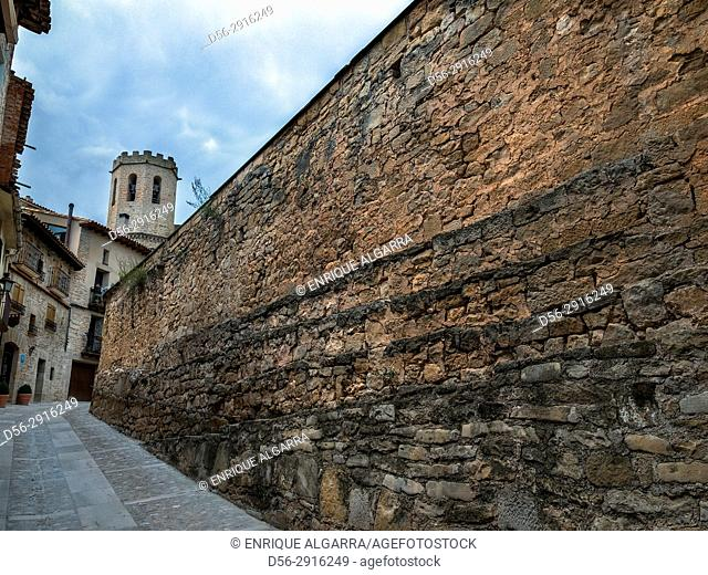 Valderrobres (Vall de Roures), Teruel province, Aragon, Spain