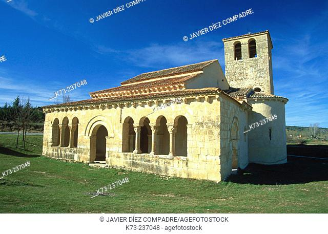 Nuestra Señora de la Vega, Romanesque church. Segovia province. Spain
