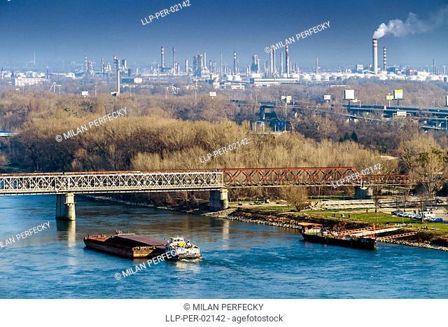 Old bridge - Bratislava - Slovakia