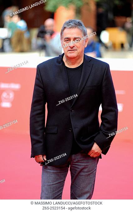 festa del cinema di Roma;Pascal Plisson; plisson; celebrities; director; red carpet; the big day; rome; italy;2015