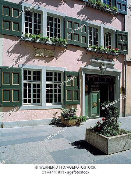 Germany. Bonn, Federal City, Rhine, Rhineland, Sieg, Sieg valley, Kottenforst, nature reserve Rhineland, North Rhine-Westphalia, NRW