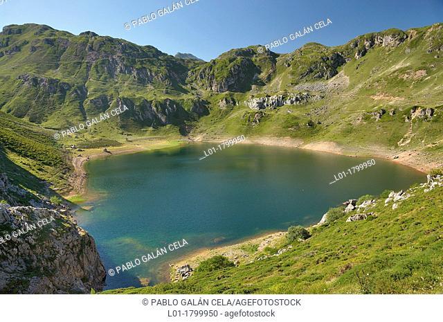 Saliencia Lakes, Somiedo Natural Park Asturias