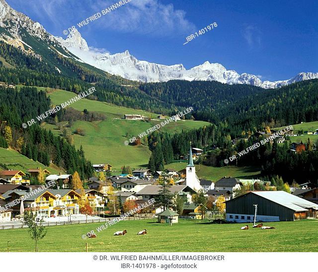 Filzmoos, Salzburg State, Austria, Europe