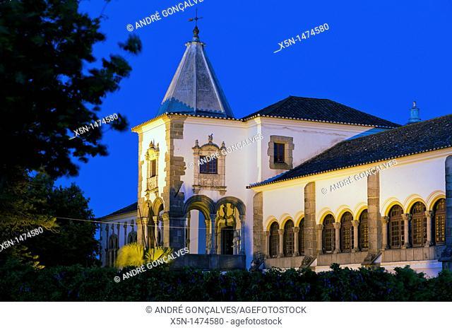 D  Manuel Palace, Evora, Portugal, Europe
