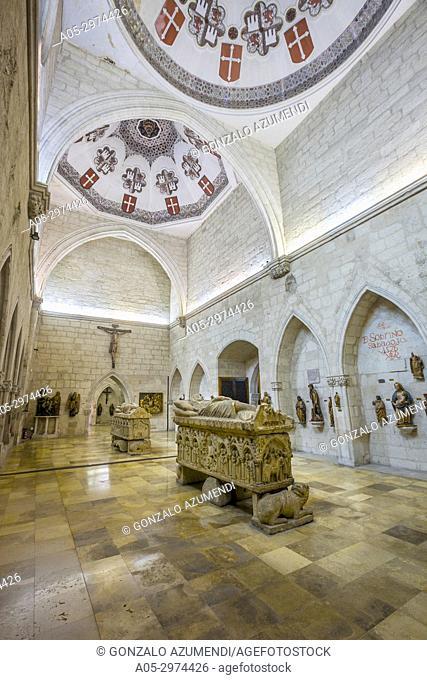 Museum at the cathedral, Valladolid, Castilla y Leon, Spain