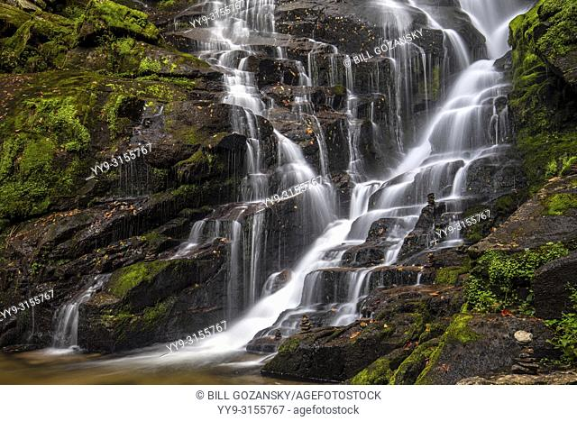 Eastatoe Falls - Rosman, North Carolina, USA