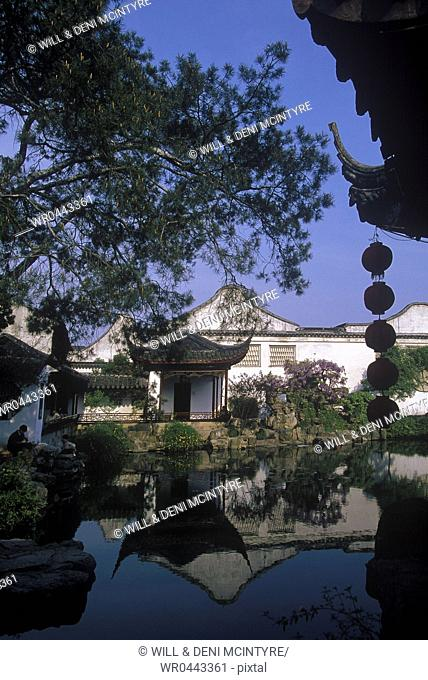 Song Dynasty Residence, Suzhou, China
