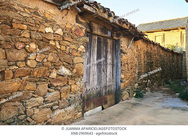 Town of Villalverde, Province of Zamora, Castilla y Leon, Spain, Europe