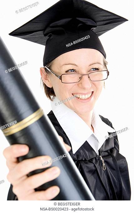 degree holder