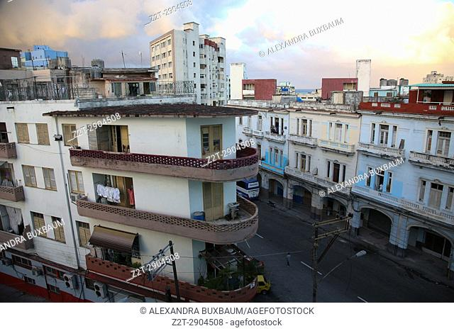 Vedado District, Havana, Cuba
