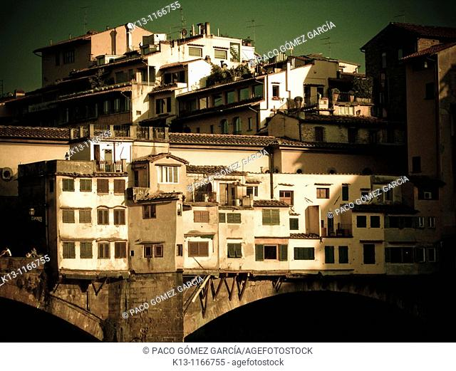 Ponte Vecchio. Florence. Italy