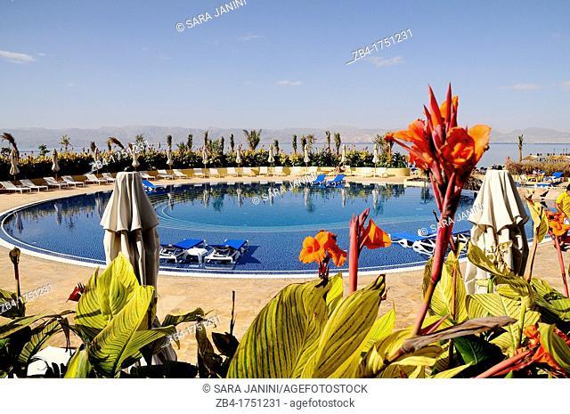 Movenpick Hotel, Aqaba, Red Sea, Jordan, Middle East