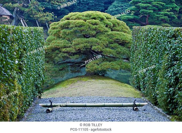 Japan, Kyoto, Katsura Imperial Villa Garden