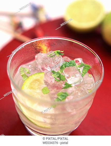 Cocktail: Mojito