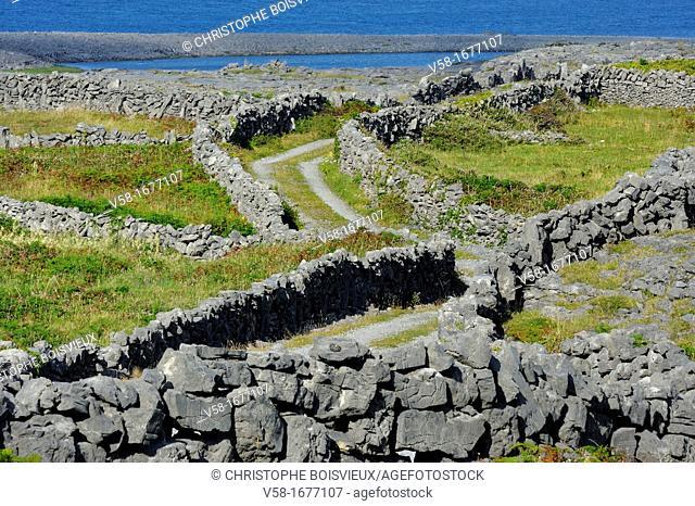 Ireland, County Galway, Aran Islands, Inishmore