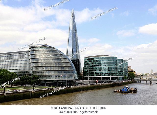 The Shard by Renzo Piano, London, UK