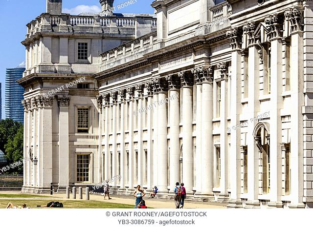 The University Of Greenwich, London, United Kingdom