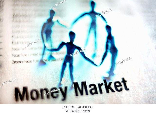 Money market, graphic, economy, business, grafico, economia, negocio