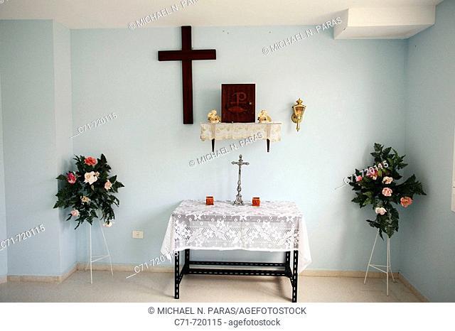 Hospital chapel/church