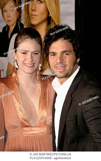 Rumor Has It . . . (Premiere) Sunrise Coigney, Mark Ruffalo 12-15-2005 / Grauman's Chinese Theater / Hollywood, CA / Warner Brothers / Photo by Joe Martinez