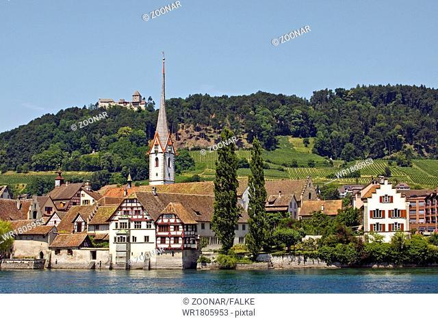 Monastery of St. Georgen, Stein am Rhein
