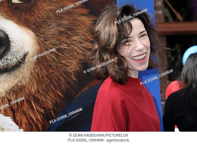 "Sally Hawkins 01/06/2018 The U.S. Premiere of """"Paddington 2"""" held at The Regency Village Theatre in Los Angeles, CA Photo by Izumi Hasegawa / HNW / PictureLux"