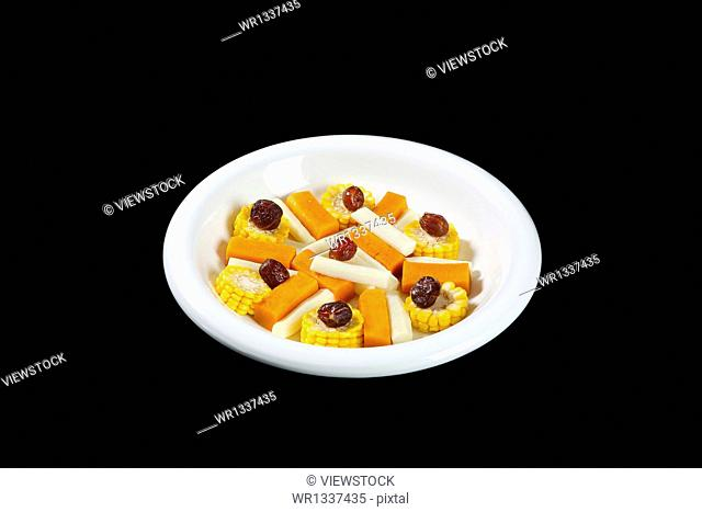 Chinese cuisine bumper harvest