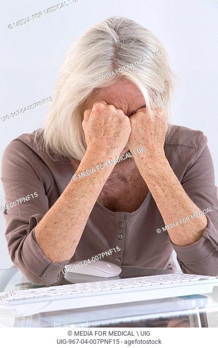 Tiredness senior
