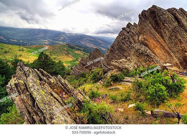 Sierra Norte. Spain.