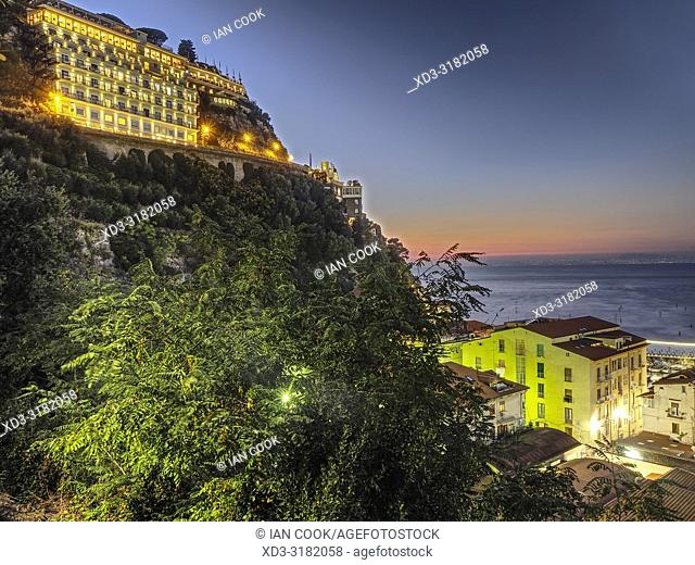 Hotel Bristol and Marina Grande Neighbourhood, Sorrento, Naples Province, Italy